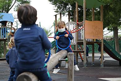 Parque de infantil